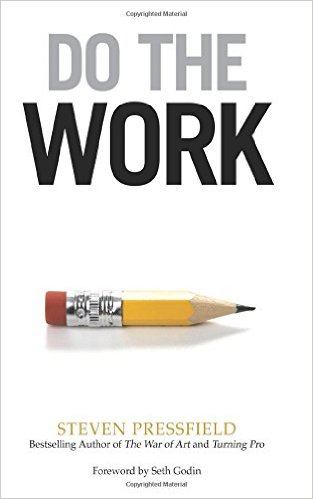 "Book: ""Do The Work"""