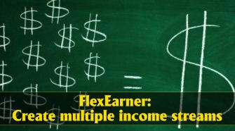 FlexEarners Create multiple income streams 1 335x186 - Welcome to FlexEarner.com