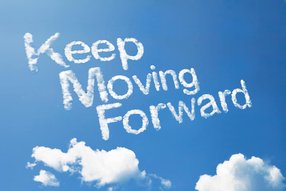 Keep Moving Forward - Keep Moving Forward