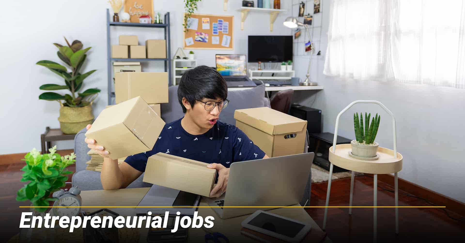 Entrepreneurial jobs